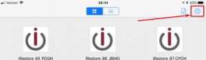 irestore, restoration management, restoration management software