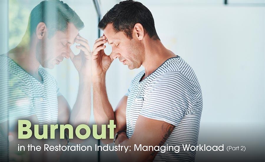employee burnout, restoration business management
